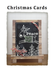 Christmas Cards Button